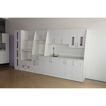 Dental sterilization furniture with sink