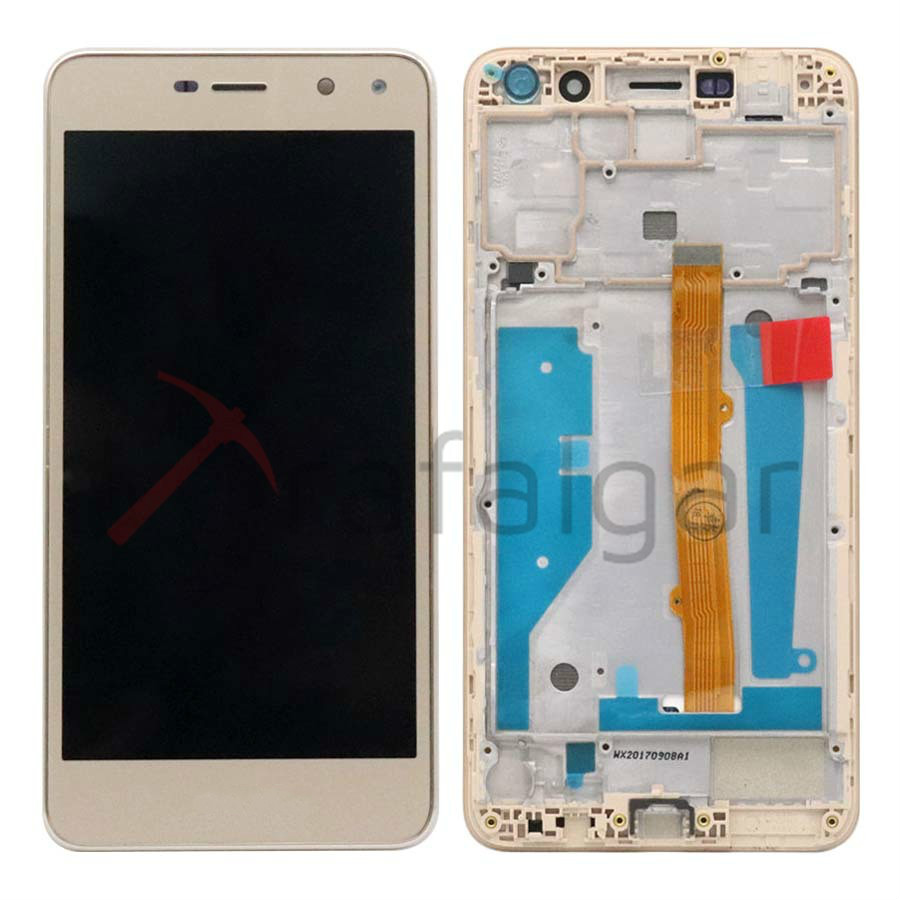 Trafalgar Display for Huawei Y5 2017 LCD Display Y6 2017 Y5 iii MYA L22 U29 Touch Screen For Huawei Y6 2017 Display With Frame