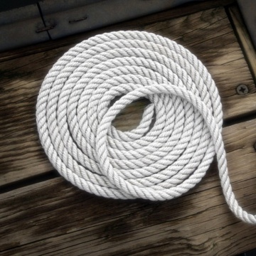 cheap price Strand Cotton Rope with high strength