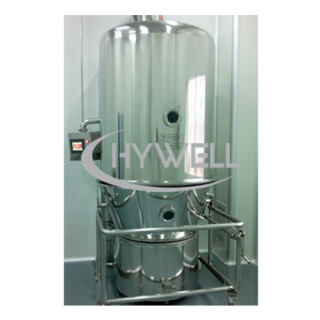 High Efficiency Fluidizing Dryer