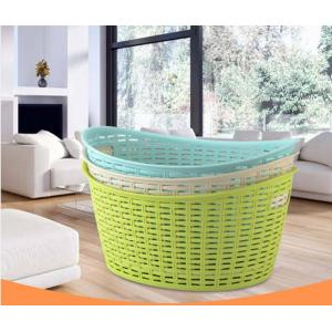 Perfect Rattan Oval Storage Basket For Sale