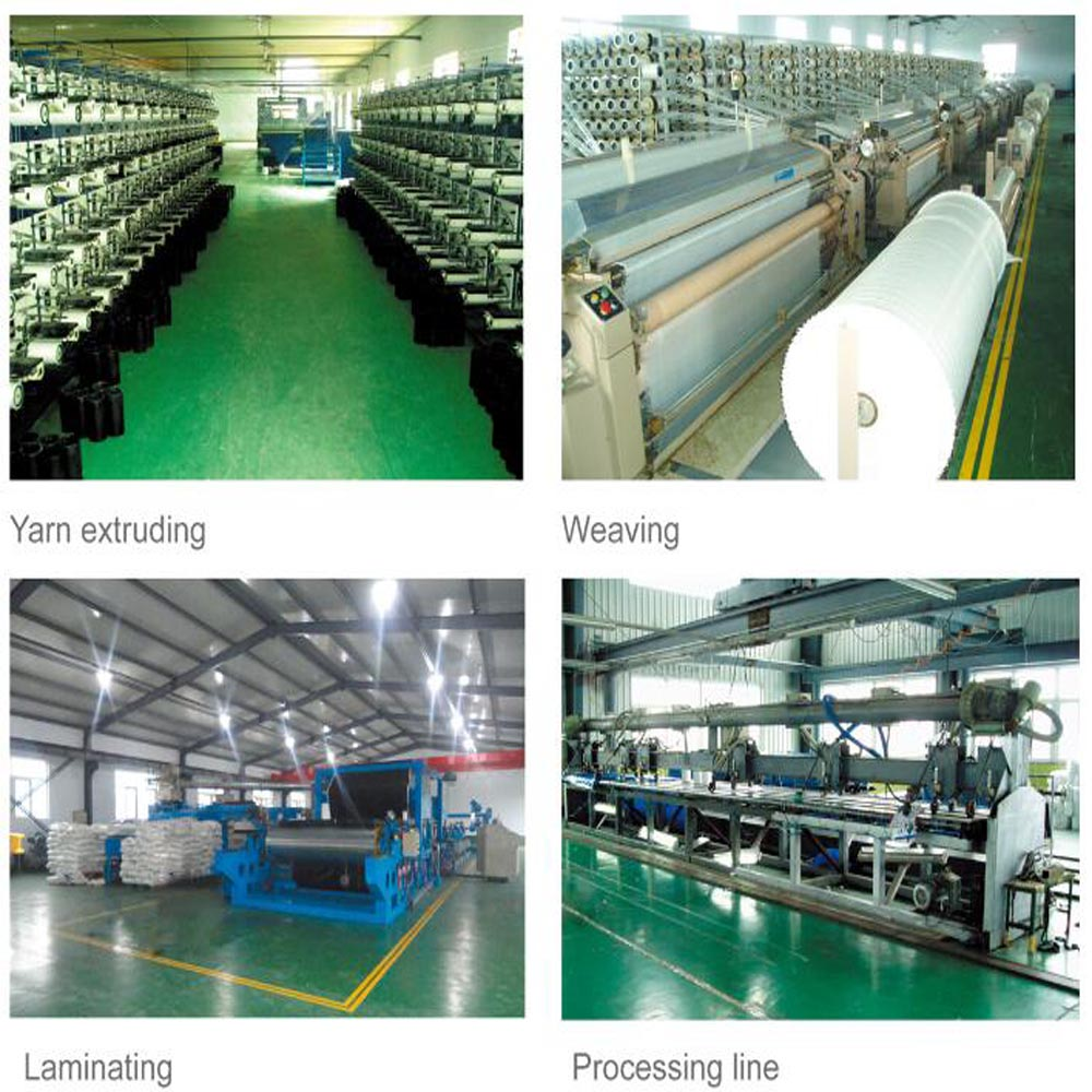 Tarpaulin Production Process Eastco