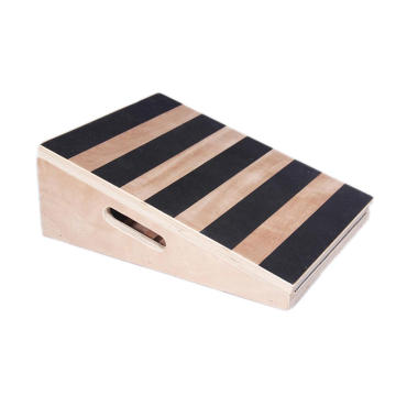 Wooden Slant Board Sports Equipment