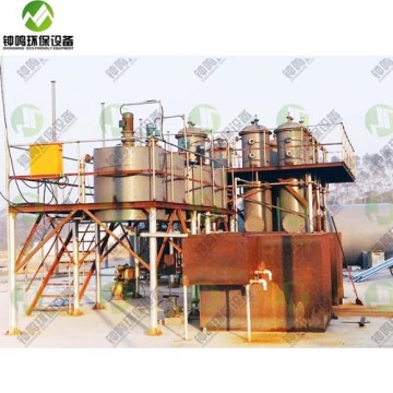 Industrial Plastic Pyrolysis Oil Distillation Plant Manufacturers in India