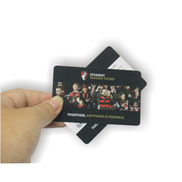 Customized PVC VIP Card with magnetic stripe