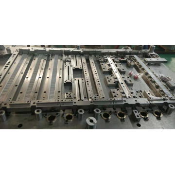 Auto air conditioner Injection mould