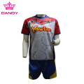 High Quality Sublimation Rugby Shirt