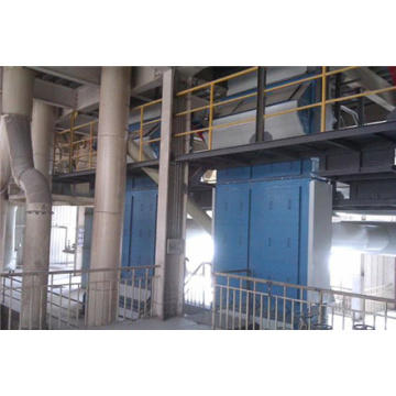 1200t/d Oilseed Pretreatment Production Line