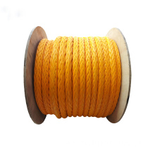 Factory supply pp multifilament braided rope