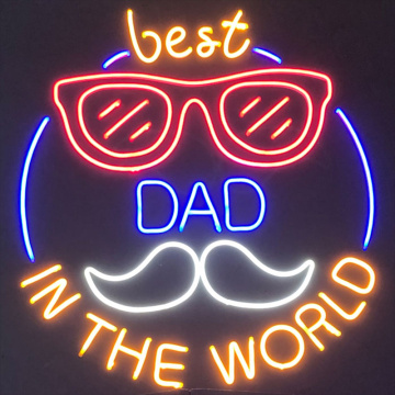 CUTE CARTOON NEON SIGN