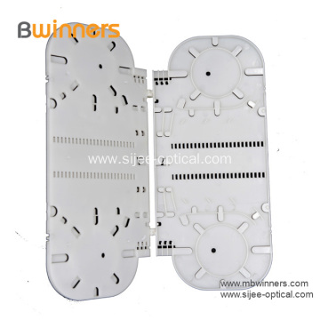 24 Core Fiber Distribution Optic Splice Tray