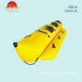Stong 0.9mm PVC inflatable banana boat fly fish