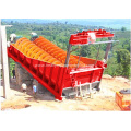 150-200 t/h double screw sand washer machine