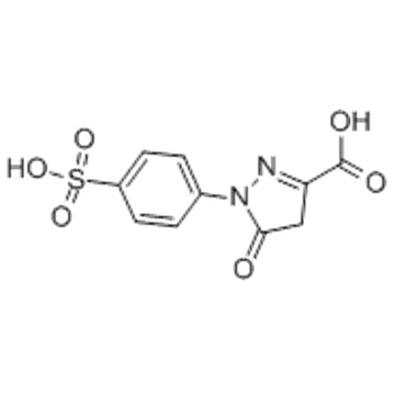 1-(4'-Sulfophenyl)-3-carboxy-5-pyrazolone CAS 118-47-8