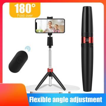 Y9/Y11 Bluetooth Selfie Stick Remote Control Tripod Handphone Live Photo Holder Camera Self-Timer Artifact Rod Selfie Sticks