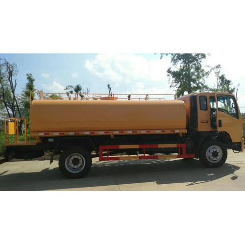 Brand New SINO15000Litres Vehicle Mounted Water Tank