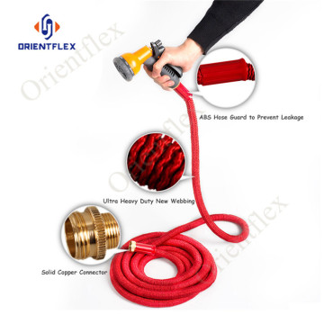 100 ft collapsible telescopic expandable garden hose