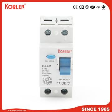 10KA Leakage Residual Current Circuit Breaker House Hold