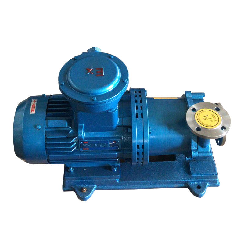 No Leakage Self-priming Magnetic Chemical Centrifugal Pump