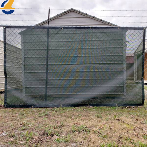 Safety Barrier Debris Netting Privacy