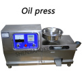 commercial oil press machine stainless steel household use peanuts sesame sunflower soybean palm cold screw oil press maker 1PC