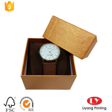 Custom Lid and Base Cardboard Watch Box