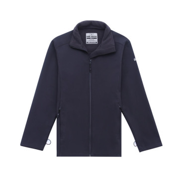 Men's Bonded Zip Through Jacket