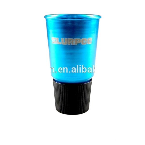 cheap fashion colorful anodized aluminum drinking cup