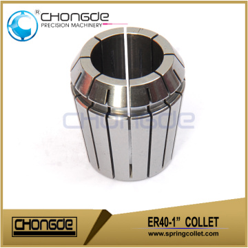 "ER40-1""  Precision Collet Clamping Range1"" - 0.960"""