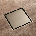 Bathroom Anti-odor Antique Copper Floor Drain