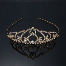 2016 Small Cheap Pageant Crown And Tiara