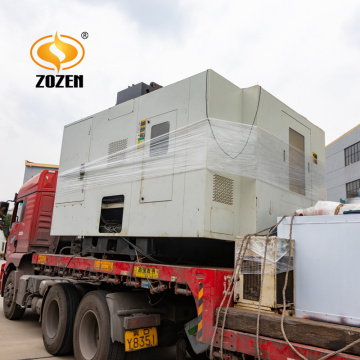 700KW Wet back industrial boiler for hotel