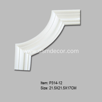 Architectural Decorative Panel Molding Corners