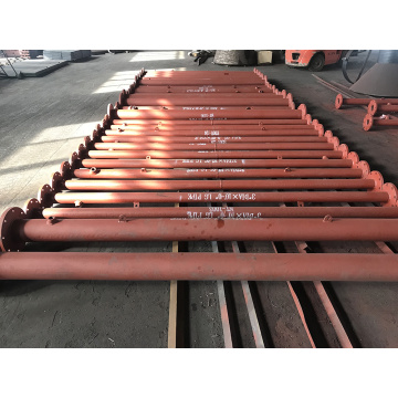 Chromium Carbide Overlay Pipe with 5 Mating Flange