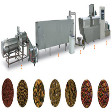 Automatic Pet Treats Dog Food Making Machine