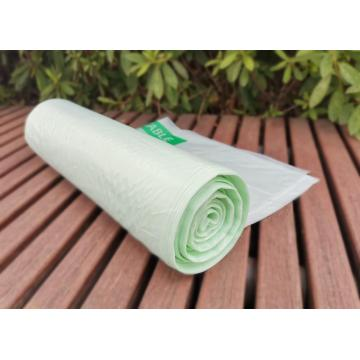 ASTM D6400 100% Tear Resistant Biodegradable Waste Bags