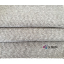 Wool Blend Fabric For Garment