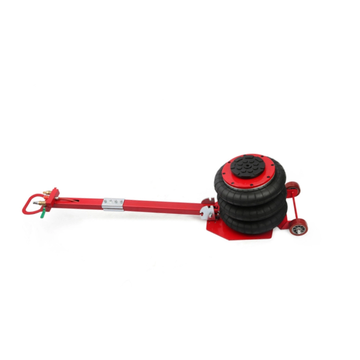 Hand Operated Red 3ton Air Bag Jack