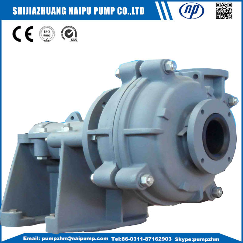 8X6F-AH rubber liners slurry pump