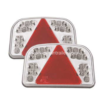 Tail Lights For Trailers