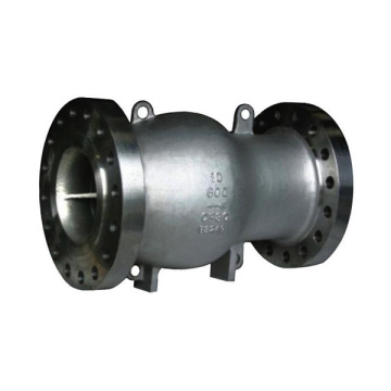 Water nan slam venturi check valve