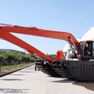 High Efficiency Amphibious Excavator