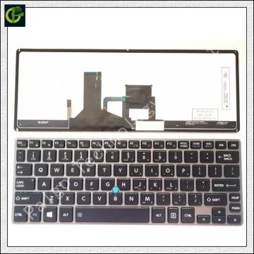 Backlit English keyboard for Toshiba Portege Z30 Z30T A B C Z30-A Z30t-A Z30T-A1310 Z30-A1302 Z30-C Z30T-C Z30-B Z30T-B US