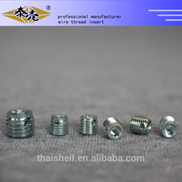 307/308  factory price M3.5 self tapping matal screw inserts