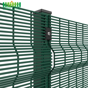 Cut Prison 358 Security Anti Climb Mesh Fence