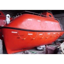 OPEN LIFEBOAT OF FIBRE-GLASS BOAT