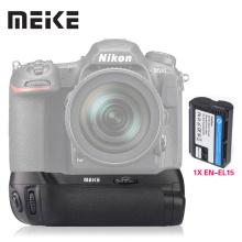 Meike MK-D500 Professional Vertical Battery Grip with EN-EL15 Battery for Nikon D500 as MB-D17