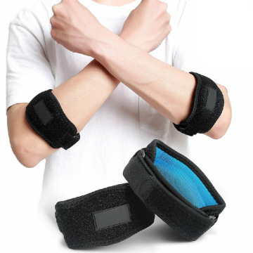 Strap Elbow Chliathánach Epicondylitis Brace Do Elbow Leadóige