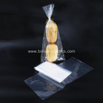 Popular Snack Side welding Clear Bags