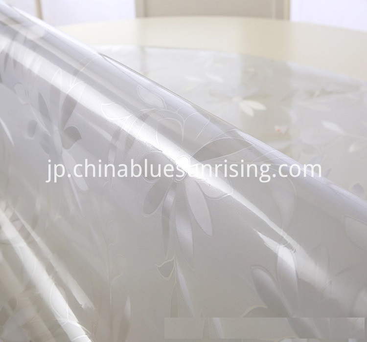 Lastest Design Independent Pvc Tablecloth
